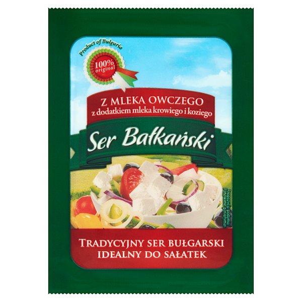 Ser Bałkański z mleka owczego z dodatkiem mleka krowiego i koziego 150 g