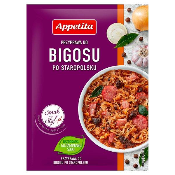 Appetita Przyprawa do bigosu po staropolsku 20 g