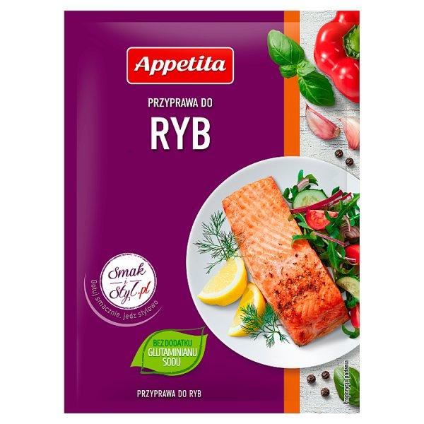 Appetita Przyprawa do ryb 20 g