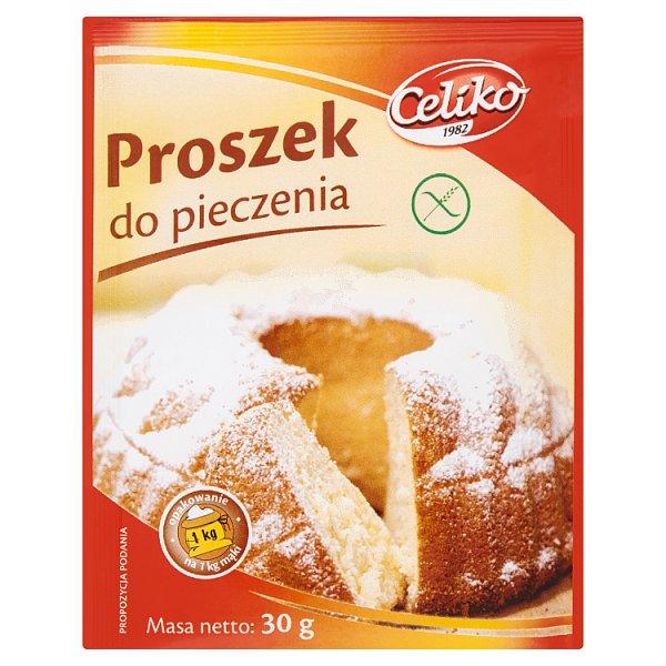 Celiko Proszek do pieczenia 30 g