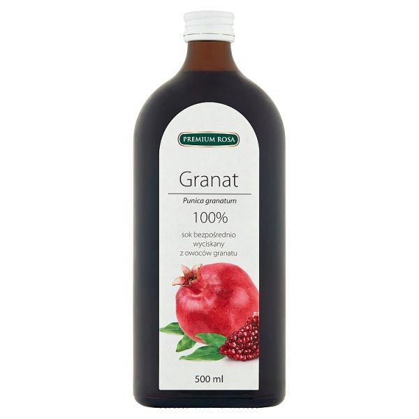 Wyciąg z granatu 100% - premium rosa