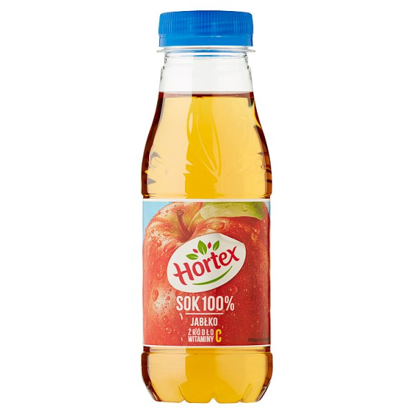 Hortex Sok 100% jabłko 300 ml