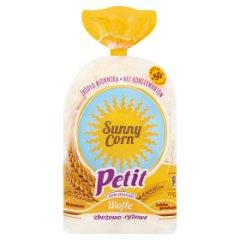 Sunny Corn Petit Wafle zbożowo-ryżowe naturalne 30 g