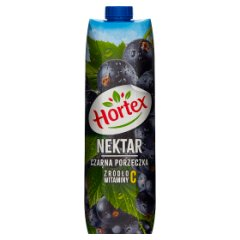 Nektar Hortex czarna porzeczka