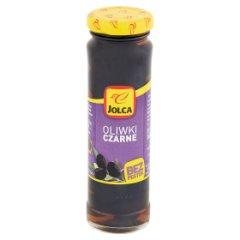 Jolca Oliwki czarne bez pestek 140 g