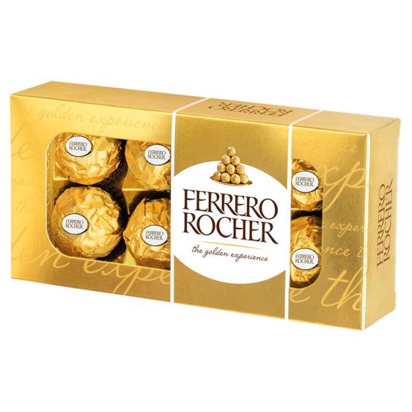Praliny Ferrero Rocher