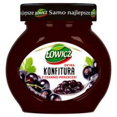 Konfitura Łowicz czarna porzeczka