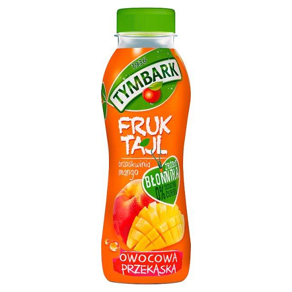 Koktajl fruktajl Tymbark brzoskwinia mango