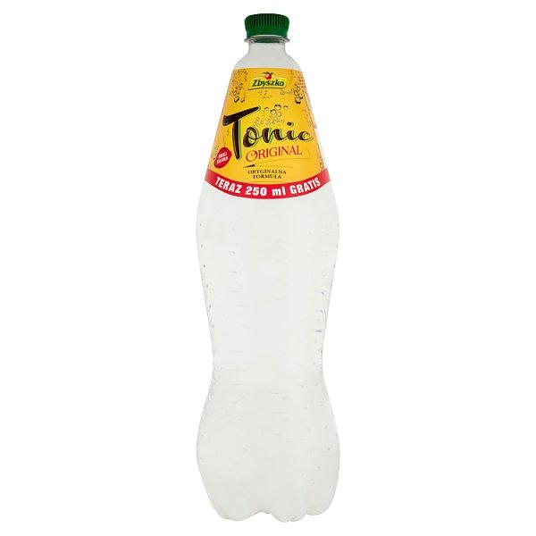 Zbyszko Tonic Original Napój gazowany 1,75 l