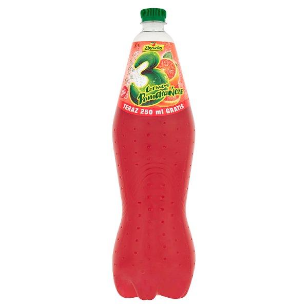Zbyszko 3 Czerwone pomarańcze Napój gazowany 1,75 l