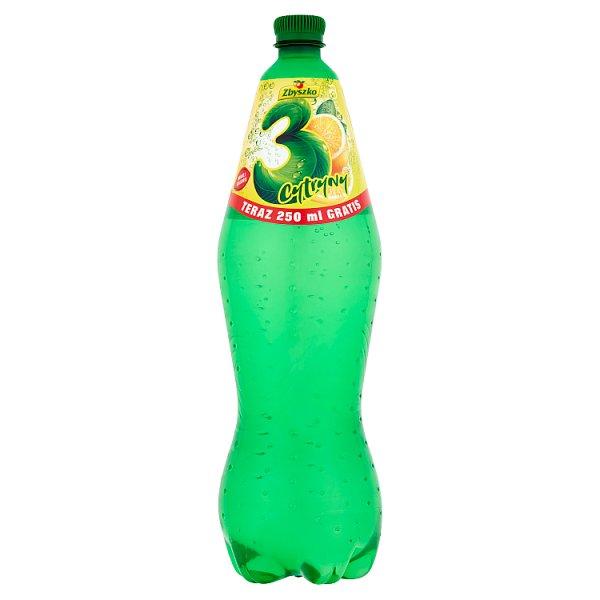 Zbyszko 3 Cytryny napój gazowany