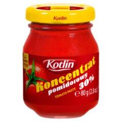 Kotlin Koncentrat pomidorowy 30% 80 g