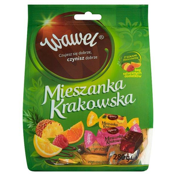 Cukierki Mieszanka Krakowska