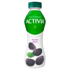 Jogurt Activia do Picia suszona śliwka