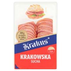 Kiełbasa krakowska sucha