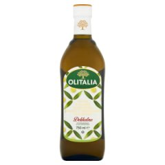 Oliwa z oliwek Extra Vergine delikatna Olitalia