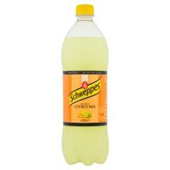 Schweppes Citrus Mix Napój gazowany 0,9 l