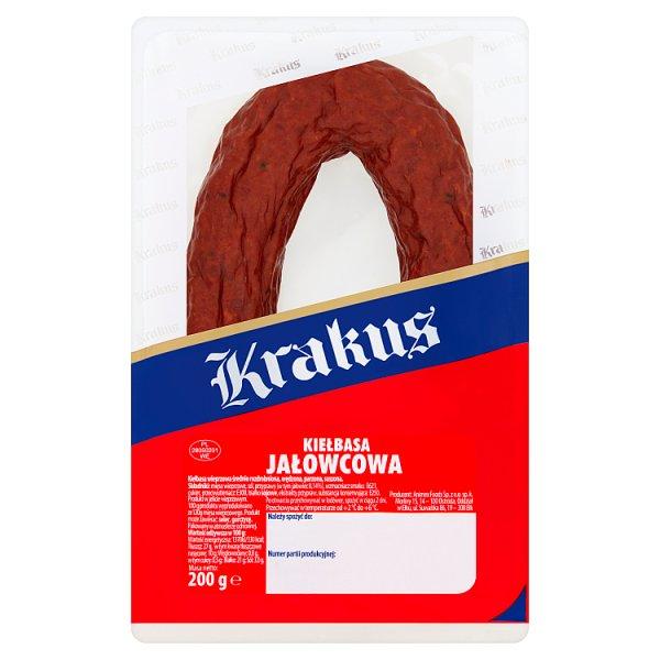 Krakus Kiełbasa jałowcowa 200 g