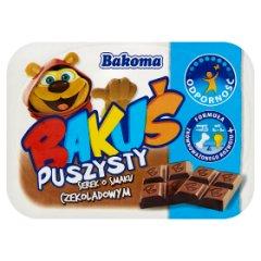 Serek homogenizowany Bakuś czekoladowy