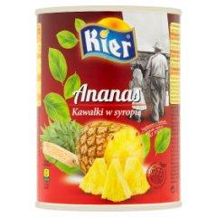 Ananas Kier kawałki