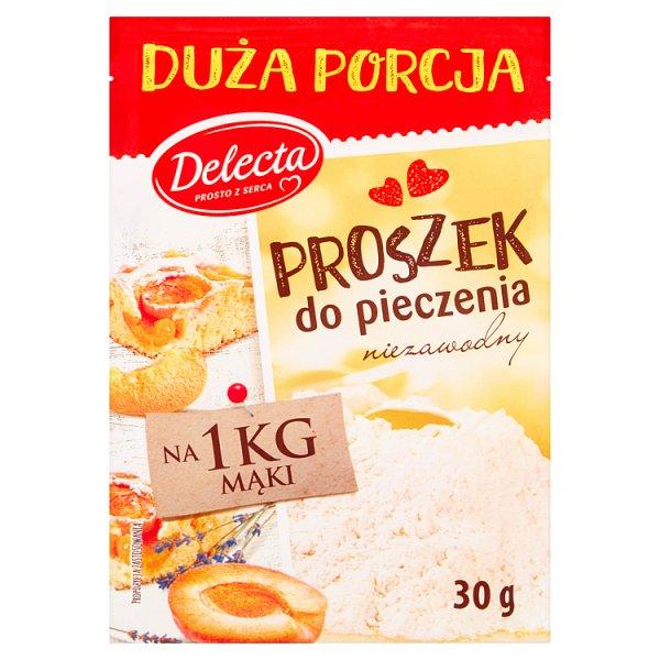 Delecta Proszek do pieczenia 30 g