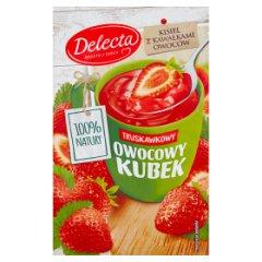 Kisiel Fifielowy Kubek truskawkowy
