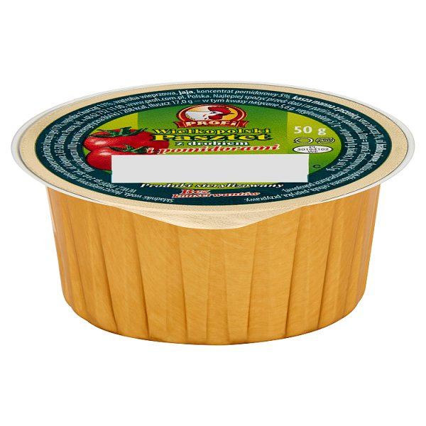 Pasztet Profi drobiowy z pomidorami