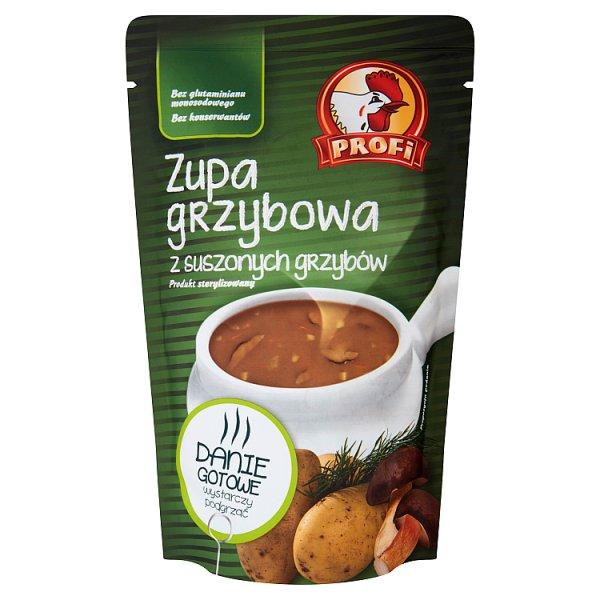 Zupa Profi grzybowa
