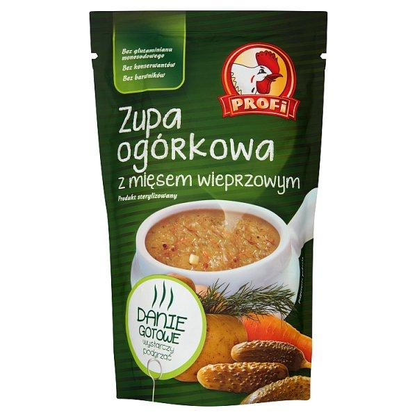 Zupa Profi ogórkowa