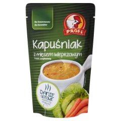 Zupa Profi kapuśniak
