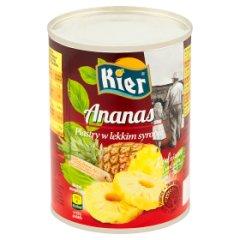 Ananas Kier plastry