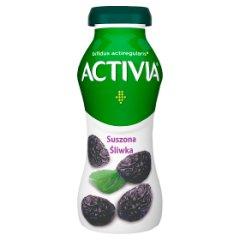 Danone Activia Jogurt suszona śliwka 195 g