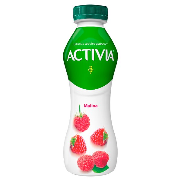 Jogurt Activia do picia malina