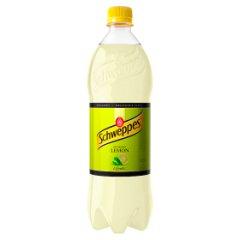Schweppes Lemon Napój gazowany 0,9 l