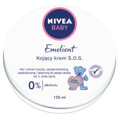 Krem Nivea Baby Pure & Sensitive  S.O.S.