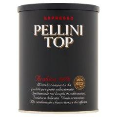 Pellini Top Espresso Arabica 100% Kawa mielona 250 g