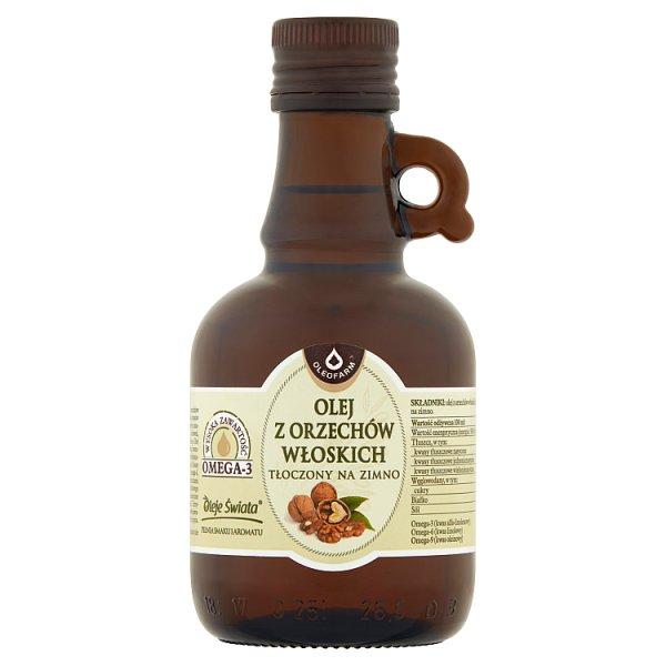 Olej z Orzechów Włoskich Oleofarm
