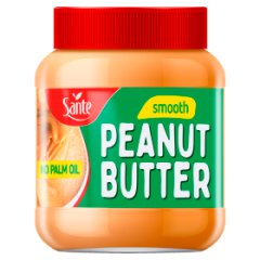 Masło orzechowe 90% orzechów Sante