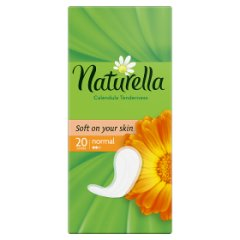 Naturella Normal Calendula Tenderness wkładki higieniczne x20