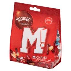 Wawel Michałki Klasyczne Cukierki w czekoladzie 280 g