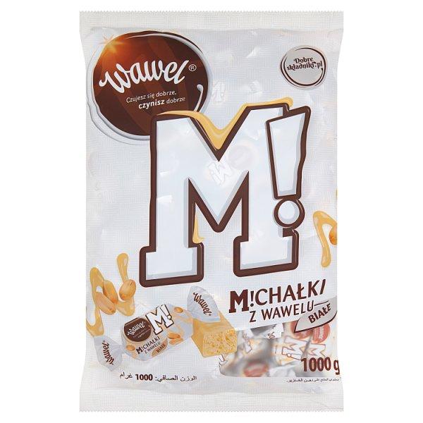 Cukierki Michałki Zamkowe Białe Wawel