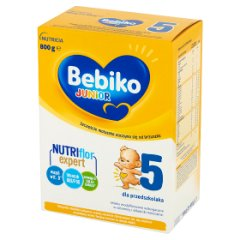 Mleko bebiko 5
