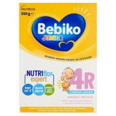 Mleko Bebiko Junior 4R z kleikiem ryżowym