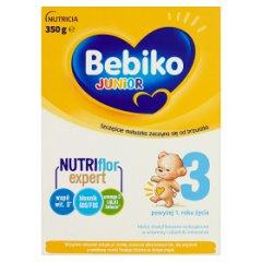 Bebiko Junior 3 Mleko modyfikowane dla dzieci powyżej 1. roku życia 350 g