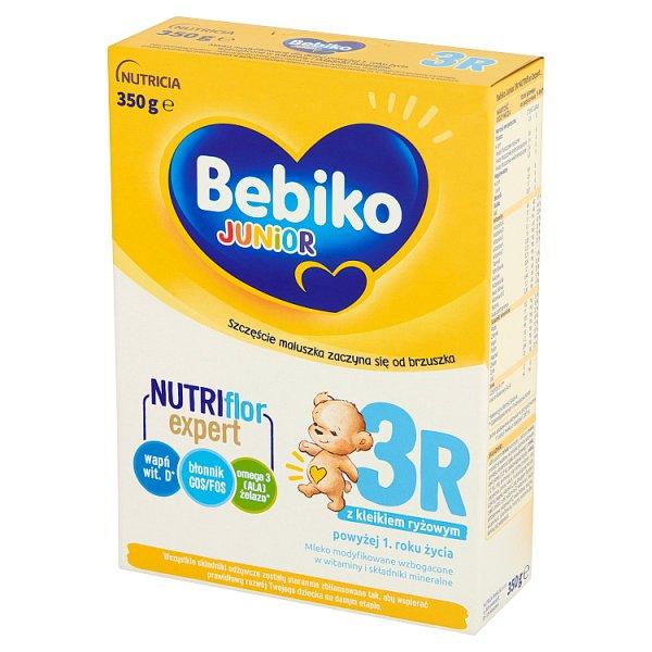 Mleko Bebiko Junior 3R z kleikiem ryżowym