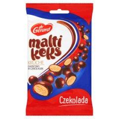 dr Gerard MaltiKeks Kruche ciasteczko w czekoladzie 75 g
