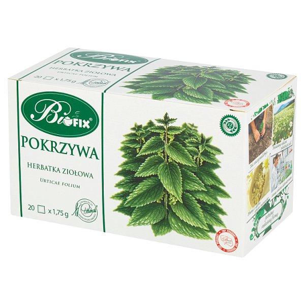 Bifix Pokrzywa Herbatka ziołowa 35 g (20 torebek)