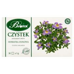 Bifix Czystek Suplement diety Herbatka ziołowa 30 g (30 torebek)