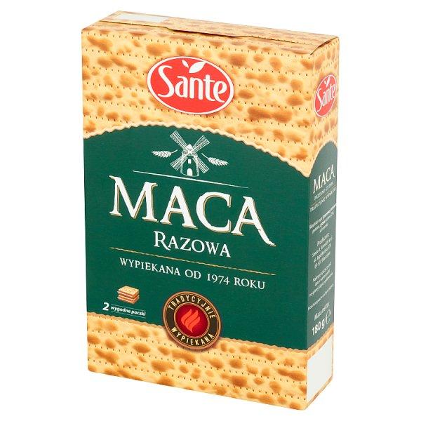 Sante Maca razowa 180 g