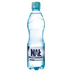 Nałęczowianka Naturalna woda mineralna delikatnie gazowana 0,5 l